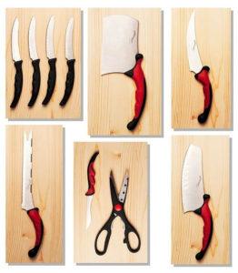 Contour Pro Knives