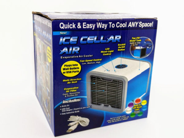 Ice Cellar Air