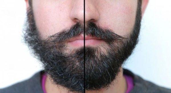 Набор косметики для ухода за бородой и усами