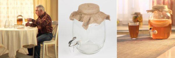 Набор «Чайный гриб»