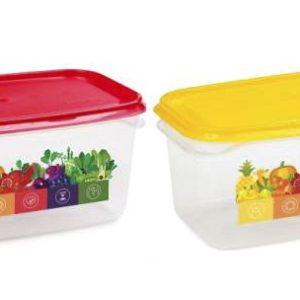 Набор контейнеров «Линия жизни» 8 штук