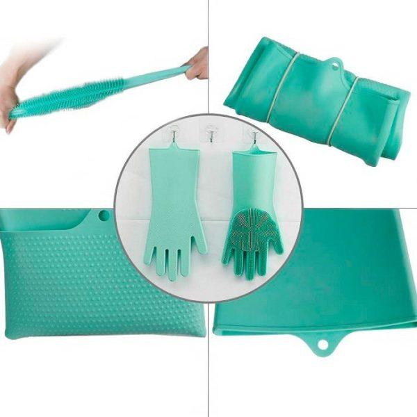 Силиконовые перчатки MAGIC SILICONE GLOVES