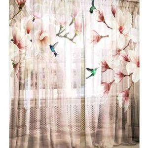 Фотошторы «Цветочные мечты»