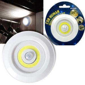Светильник с датчиком движения «Супер свет»