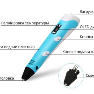 3D ручка (3D Pen)
