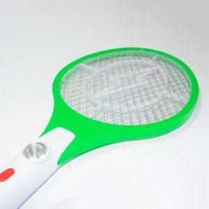 Электрическая мухобойка – ракетка от насекомых