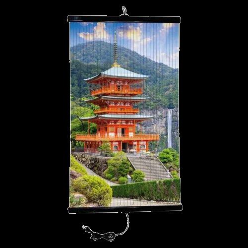 pagoda-vodopad